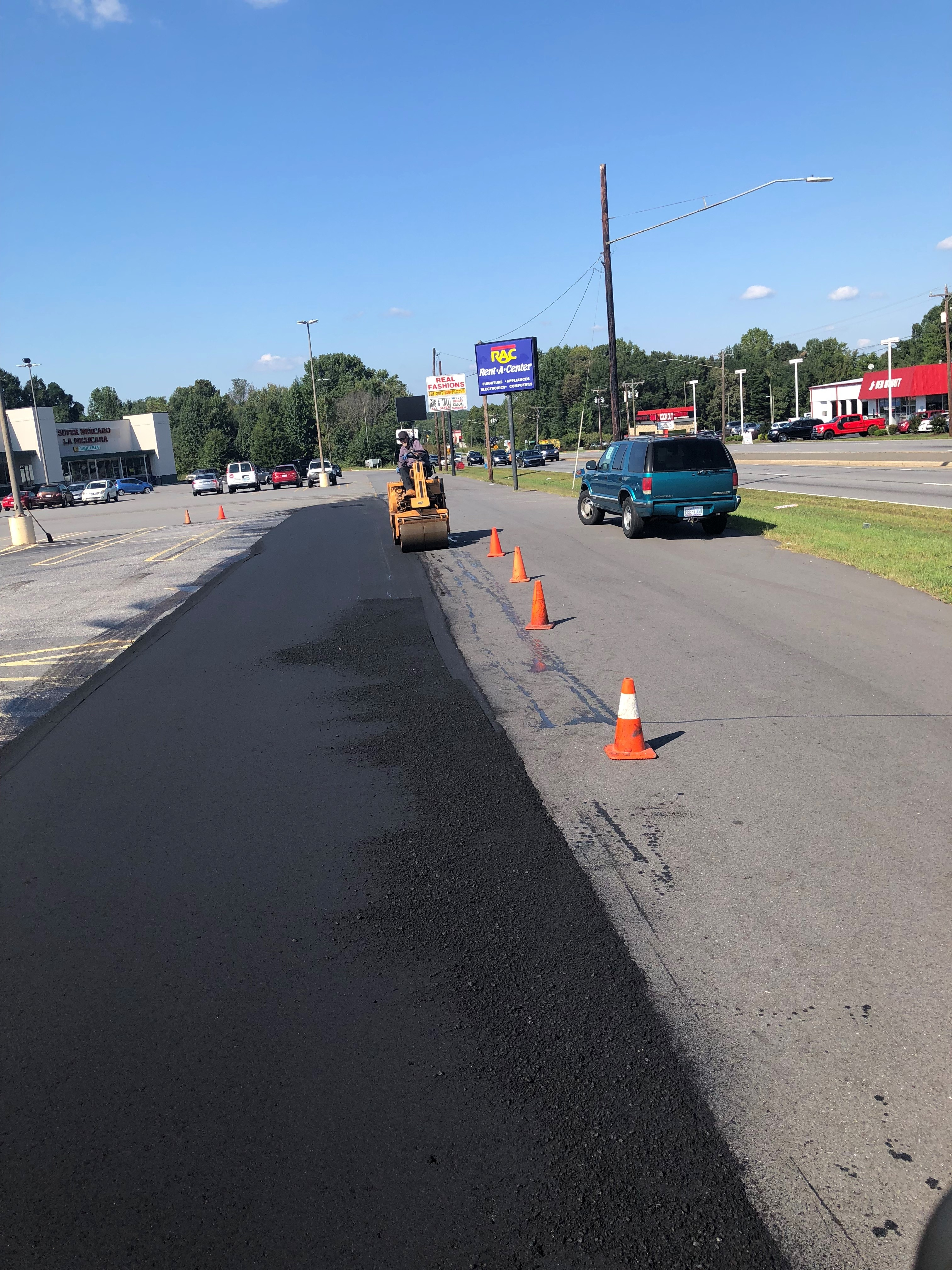Steps to Finding the Perfect Asphalt Paving